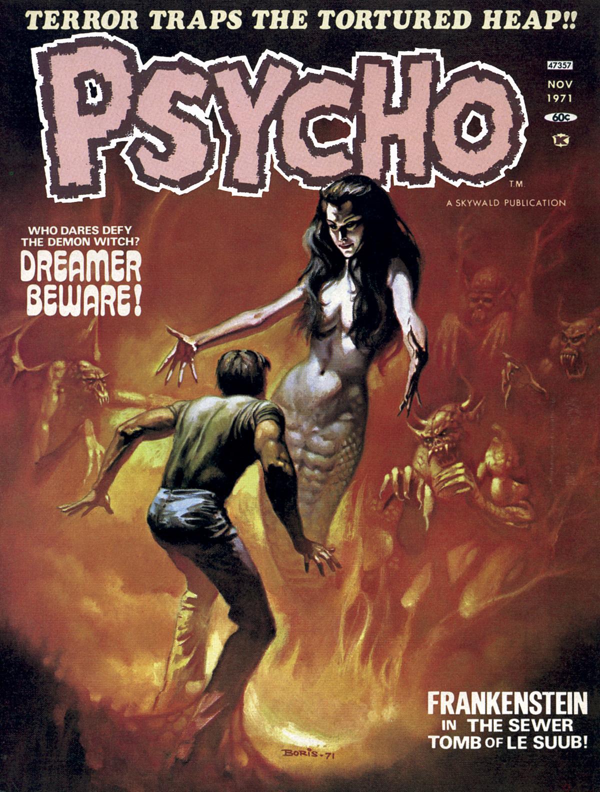 Psycho Vol 1 5