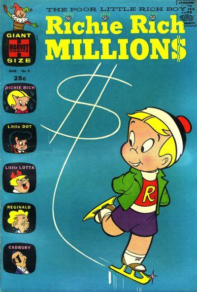 Richie Rich Millions Vol 1 8