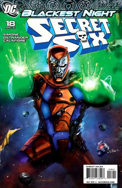 Secret Six Vol 3 18