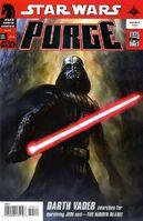 Star Wars Purge - The Hidden Blade Vol 1 1