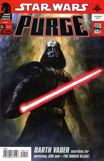 Star Wars: Purge - The Hidden Blade Vol 1 1