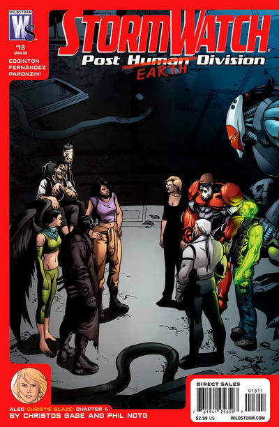 Stormwatch: Post Human Division Vol 1 18