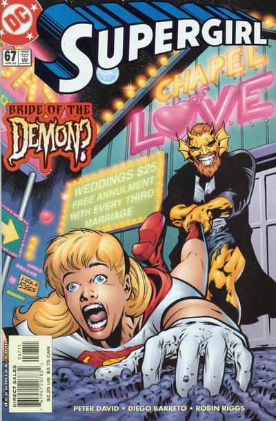 Supergirl Vol 4 67