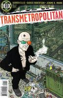 Transmetropolitan Vol 1 1