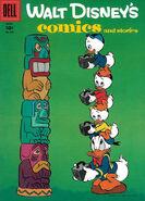 Walt Disney's Comics and Stories Vol 1 186