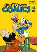 Walt Disney's Comics and Stories Vol 1 60