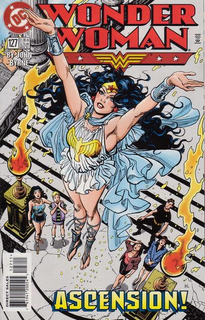 Wonder Woman Vol 2 127