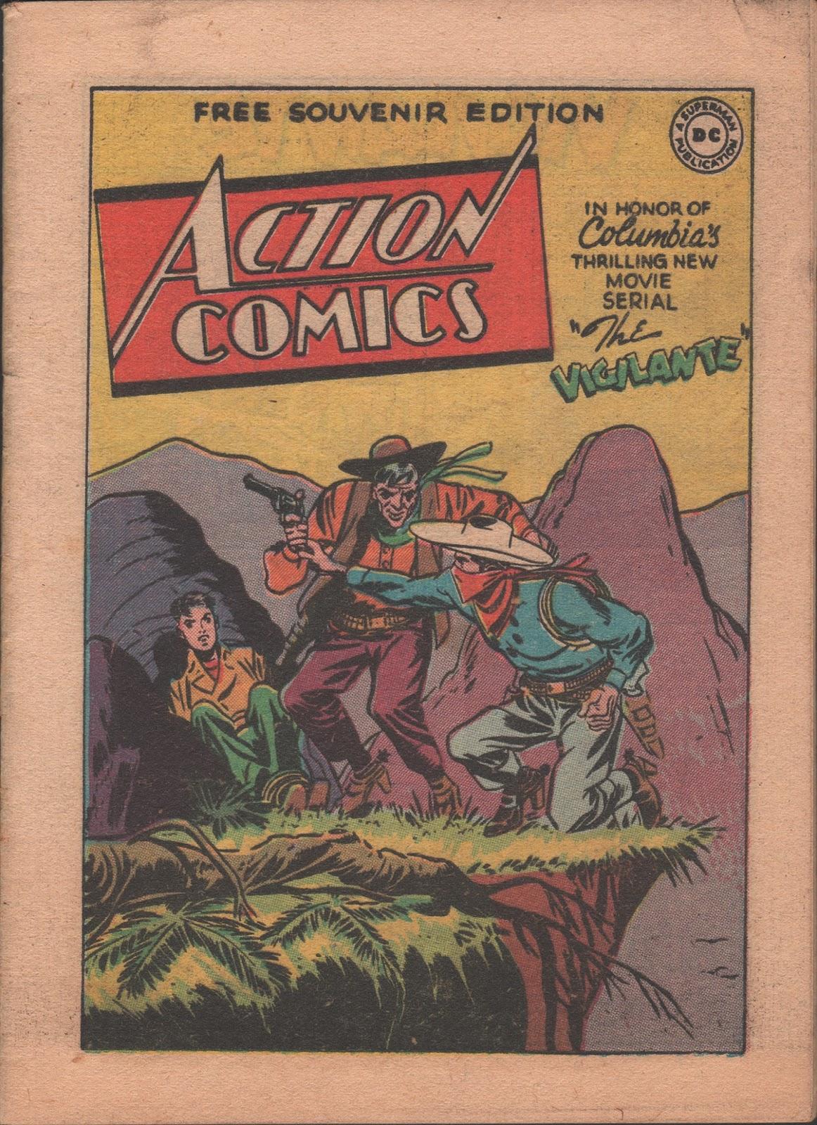 Action Comics (1947)