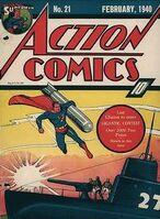 Action Comics Vol 1 21
