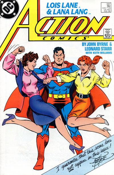 Action Comics Vol 1 597