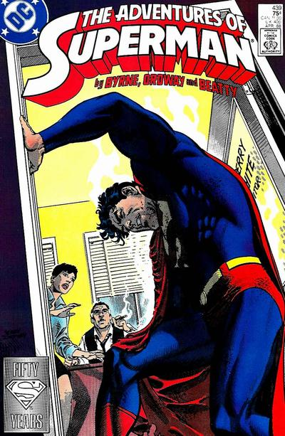 Adventures of Superman Vol 1 439
