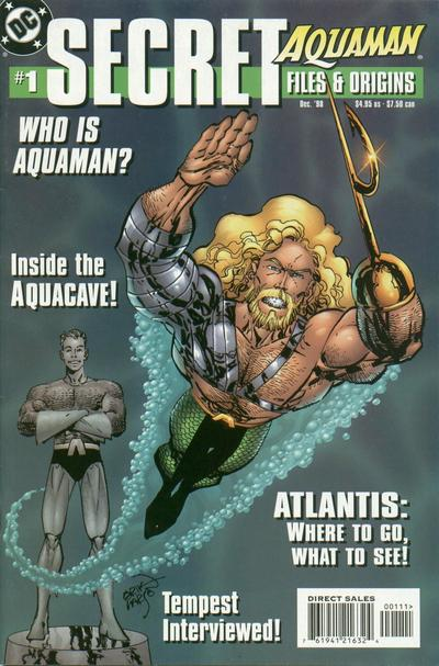 Aquaman Secret Files and Origins Vol 1