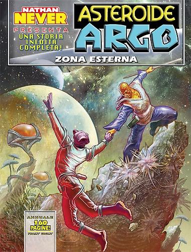 Asteroide Argo Vol 1 7