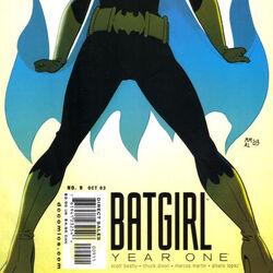 Batgirl: Year One Vol 1 9