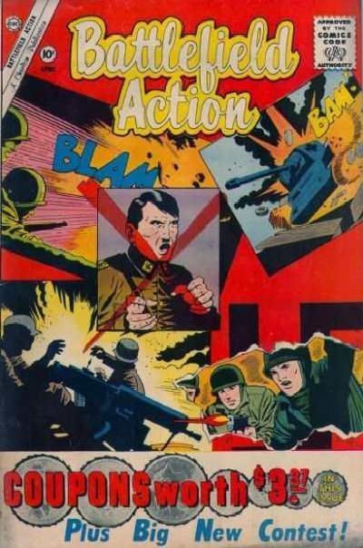 Battlefield Action Vol 1 35