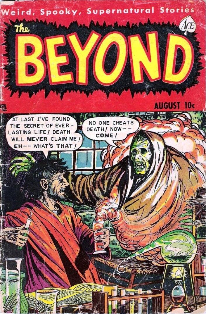 The Beyond Vol 1 14