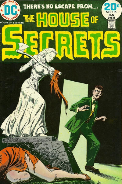 House of Secrets Vol 1 115
