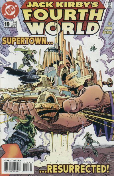 Jack Kirby's Fourth World Vol 1 19