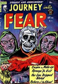 Journey Into Fear Vol 1 15