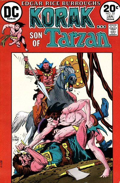 Korak Son of Tarzan Vol 1 55