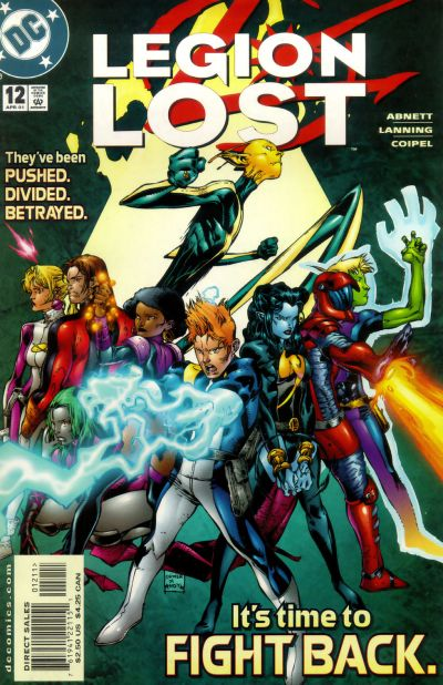 Legion Lost Vol 1 12