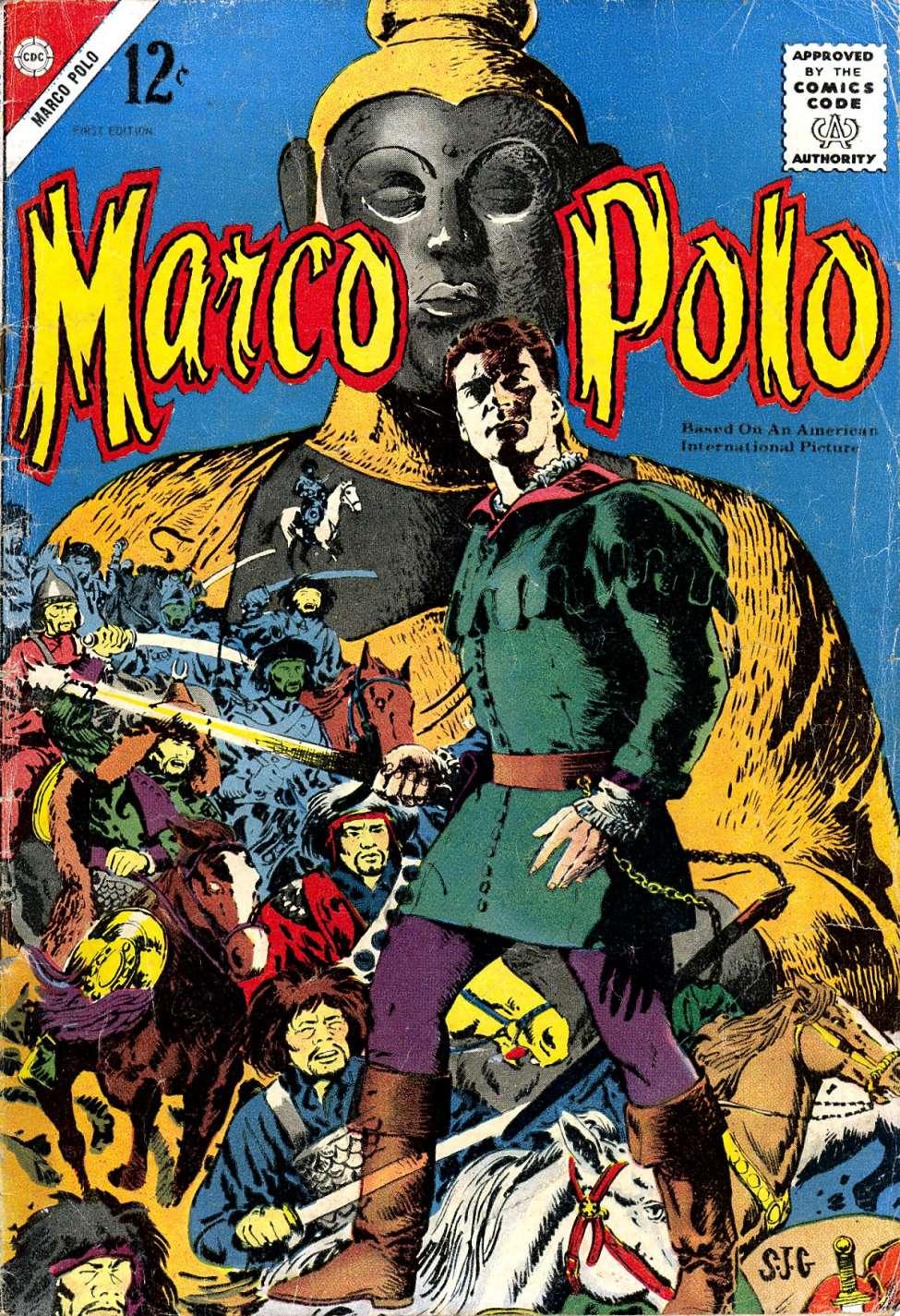 Marco Polo Vol 1 1