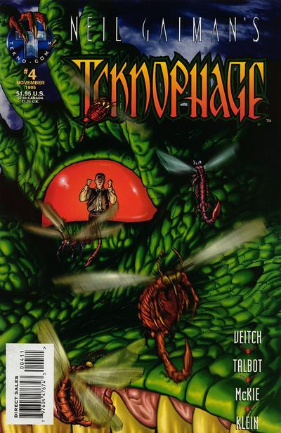 Neil Gaiman's Teknophage Vol 1 4