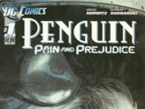 Penguin: Pain and Prejudice/Covers