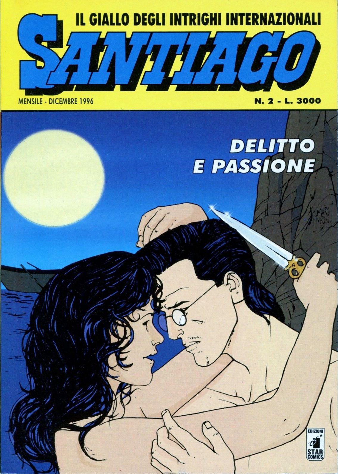 Santiago Vol 1 2