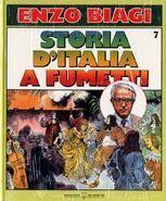 Storia d'Italia a fumetti Vol 1 7