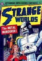Strange Worlds Vol 1 8
