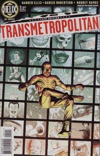 Transmetropolitan Vol 1 5