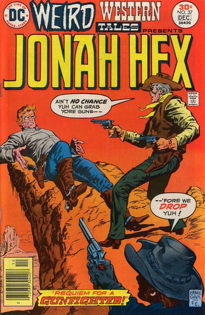 Weird Western Tales Vol 1 37