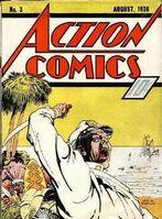 Action Comics Vol 1 3