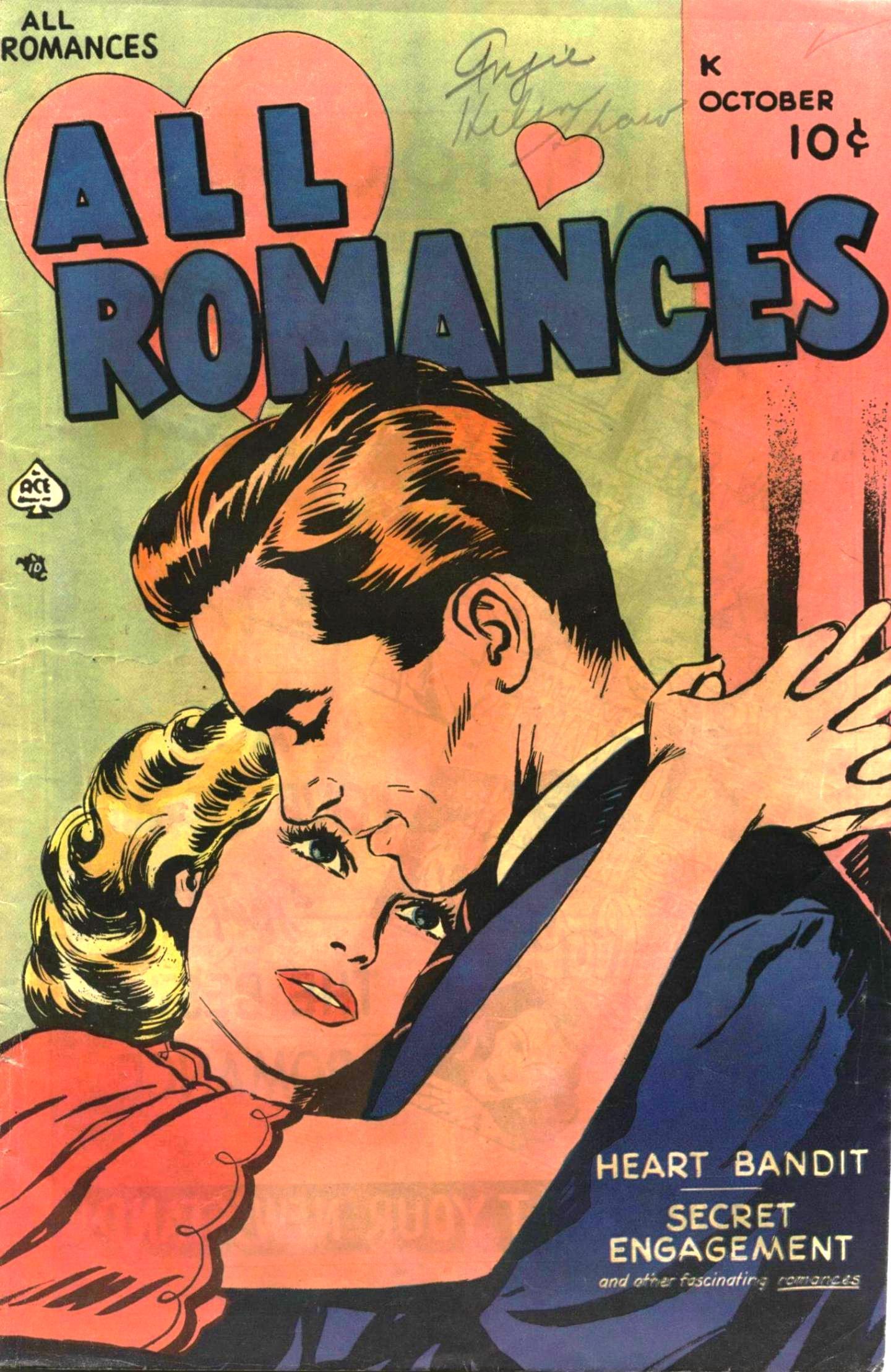 All Romances Vol 1 2