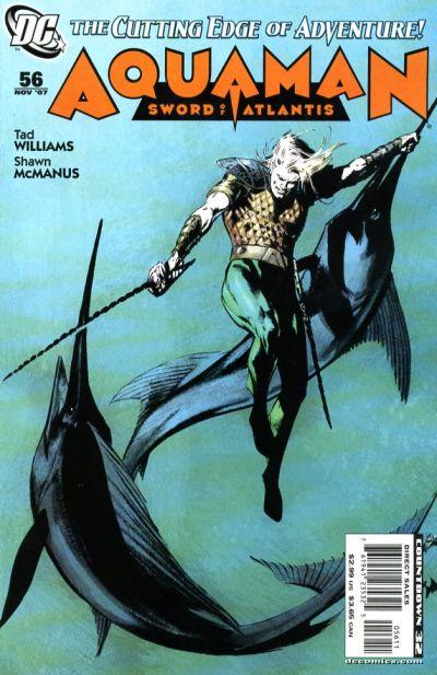 Aquaman: Sword of Atlantis Vol 1 56