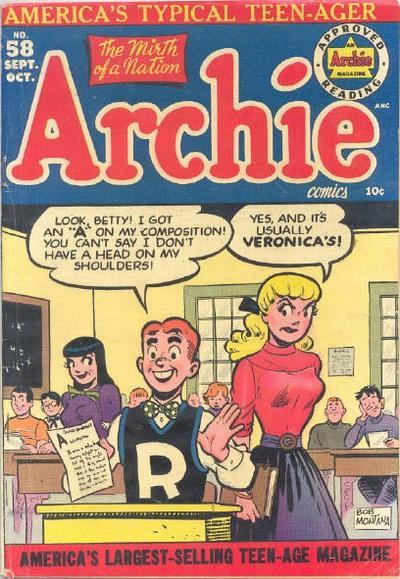 Archie Vol 1 58