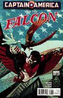 Captain America and Falcon Vol 2 1
