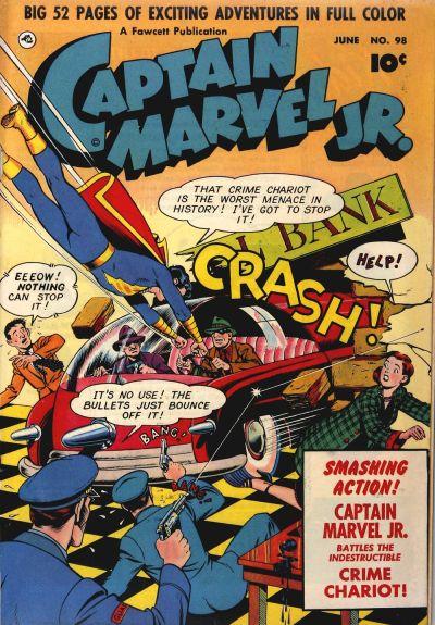 Captain Marvel, Jr. Vol 1 98