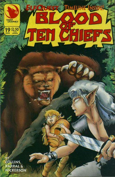 Elfquest: Blood of Ten Chiefs Vol 1 19
