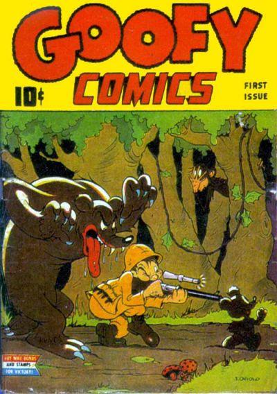 Goofy Comics Vol 1 1