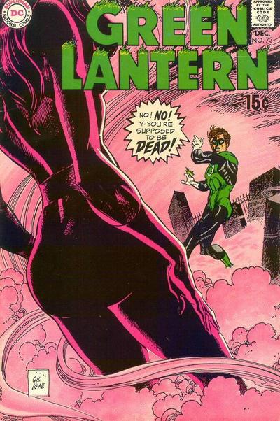 Green Lantern Vol 2 73