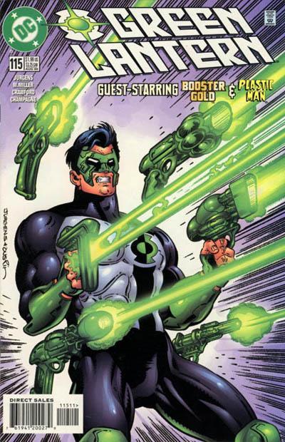 Green Lantern Vol 3 115