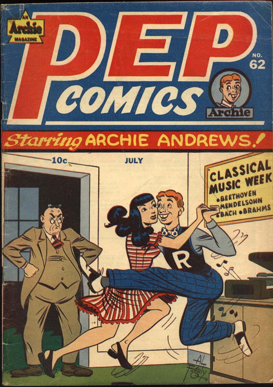 Pep Comics Vol 1 62
