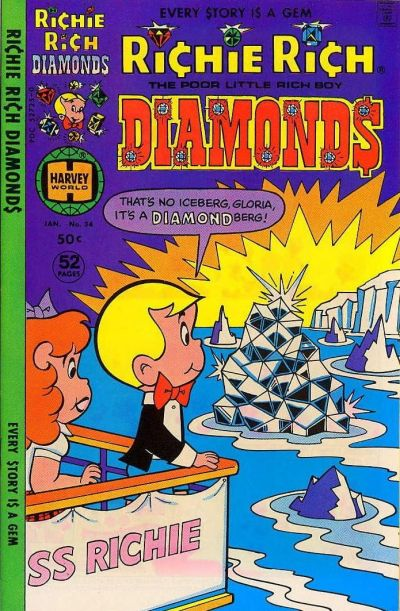 Richie Rich Diamonds Vol 1 34
