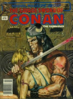 Savage Sword of Conan Vol 1 97