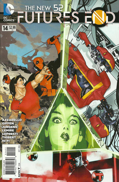 The New 52: Futures End Vol 1 14