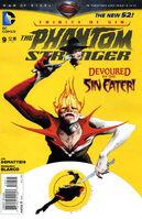Trinity of Sin Phantom Stranger Vol 4 9
