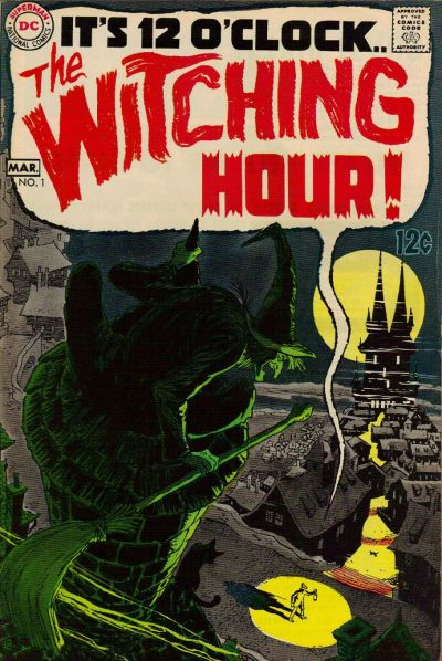 The Witching Hour (DC Comics)/Covers