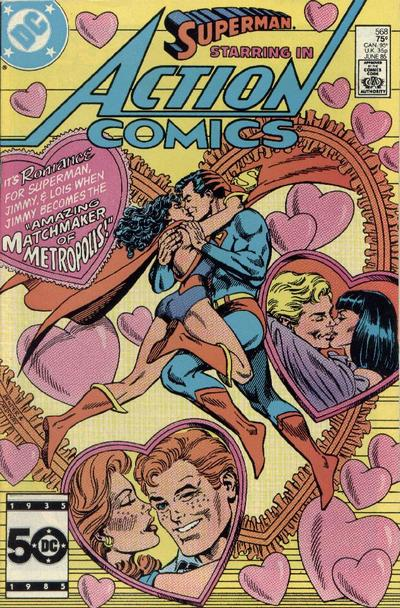 Action Comics Vol 1 568